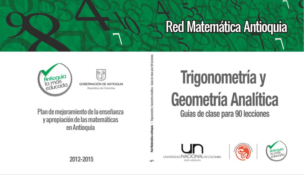 Trigonometría y Geometría Analítica